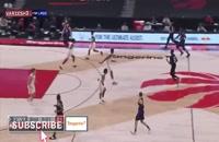 خلاصه بازی بسکتبال تورنتو رپترز - آتلانتا هاوکس