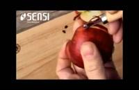 آموزش تزیین میوه برای سفره آرایی
