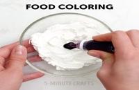 17 ترفند آشپزی برای تزیین کیک کودکان