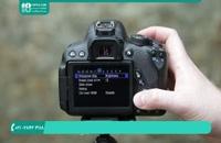 آموزش تنظیمات و روش کار با دوربین عکاسی
