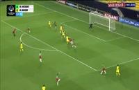 خلاصه مسابقه فوتبال الوحدات اردن 0 - النصر عربستان 0