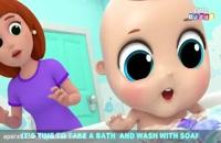 کارتون کودکانه برای یادگیری زبان انگلیسی کودکان