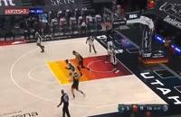 خلاصه بازی بسکتبال اورلندومجیک - یوتا جاز