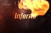 پروژه آماده پریمیر نمایش لوگو با افکت آتش