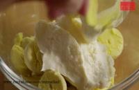 آموزش آشپزی بیکن به همراه تخم مرغ و چدار (میرزاشف)