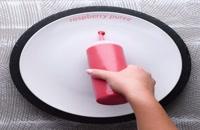 11 ایده بسیار زیبا برای دورچین و تزیین بشقاب و غذا
