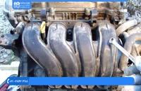 آموزش تعمیر موتور تویوتا - خودرو تویوتا - مانیفولد بازکردن موتور