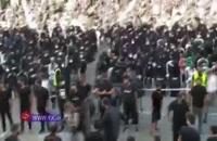 سوگواری دلدادگان سیدالشهدا(ع) در استانبول