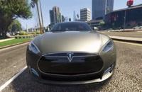خودرو تسلا مدل S 2014 برای GTA V