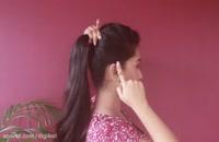 مدل موی سریع و آسان دخترانه