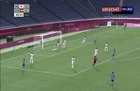 خلاصه بازی فوتبال ژاپن 0 - اسپانیا 1