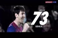 برترین لحظات مسی و رونالدو در لیگ قهرمانان اروپا