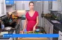 آموزش آشپزی - غذای دریایی