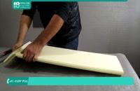 نصب سنگ آنتیک | پنل های سه بعدی دیوار