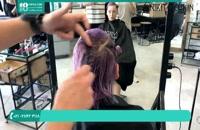 آموزش مرحله به مرحله ی کوتاهی موی زنانه _ مدل کوپ