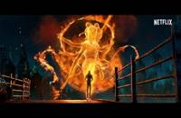 تریلر انیمیشن خدایان جدید: تولد دوباره نژا New Gods: Nezha Reborn 2021