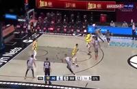 مسابقه بسکتبال بروکلین نتس - ایندیانا پیسرز