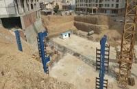ویدئو ساخت و ساز در منطقه 22 | پروژه پدافند هوایی ارتش