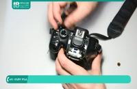 عیب یابی شارژ نشدن باطری دوربین عکاسی حرفه ای