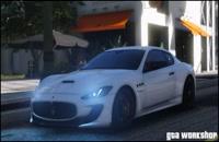 خودرو Maserati GranTurismo برای GTA V