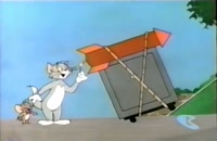 انیمیشن تام و جری ق 171- Tom And Jerry - Safe But Not Sorry (1975)