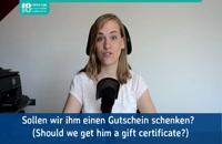 آموزش گرامر زبان آلمانی ( یادگیری افعال )