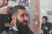 Bendito peluquero, al final después de 4 meses fui a la peluquería, Gracias a Dios,