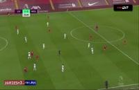 خلاصه بازی فوتبال لیورپول 4 - ولورهمپتون 0