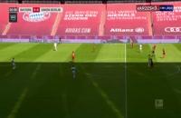 خلاصه مسابقه فوتبال بایرن مونیخ 1 - یونیون برلین 1