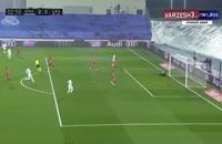 خلاصه بازی فوتبال رئال مادرید 2- گرانادا 0