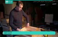 آموزش ساخت کندو عسل چوبی جدید با قابلیت اضافه کردن طبقات