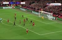 خلاصه بازی لیورپول ۲-۳ اتلتیکو مادرید