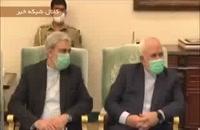 ظریف: هفته آینده یک معبر مرزی بین ایران و پاکستان گشایش مییابد