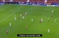 خلاصه بازی فوتبال اتلتیکو مادرید 3 - الچه 1