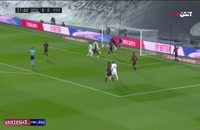 خلاصه مسابقه فوتبال رئال مادرید 1 - رئال سوسیداد 1
