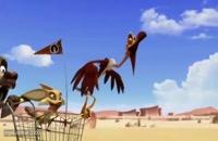 کارتون اسکار این داستان آشفتگی صحرا