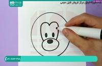 نحوه نقاشی شیر فانتزی با ماژیک روی کاغذ