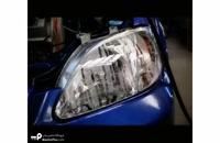 چگونگی از بین بردن بخار چراغ خودرو !!