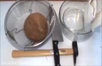 شیره نارگیل طبیعی درست کنید