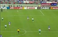 تیری آنری برای فرانسه در تاریخ جام جهانی