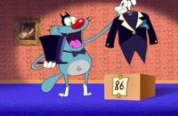 انیمیشن اوگی و سوسک ها (فصل 2-ق37)-The Joker Joked
