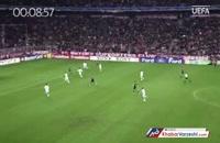 سریع ترین گل تاریخ لیگ قهرمانان اروپا