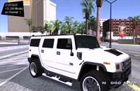 خودرو Hummer H2 برای GTA V