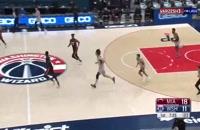خلاصه بازی بسکتبال واشینگتن ویزاردز - میامی هیت