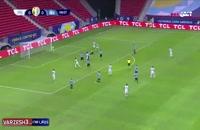 خلاصه بازی فوتبال آرژانتین - اروگوئه