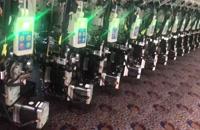 فروش دستگاه های پولک زنی با سرعت بالا