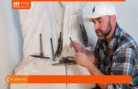 آموزش سنگ تراشی زینتی  - انتخاب قلم درز پنوماتیک هوا برای سنگ تراشی