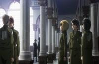 انیمیشن نبرد با تایتان ها قسمت 22 فصل 3