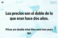 500 Slightly Long Spanish Phrases to Speak Fluently (Intermediate Level)