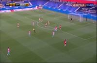 خلاصه بازی فوتبال بارسلونا 3 - خیرونا 1 (دوستانه)
